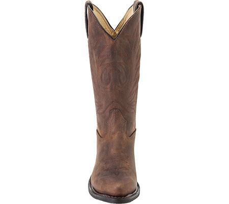 Women's Durango Boot RD4112 11, Tan Distress Leather, large, image 4