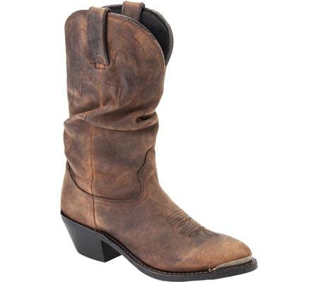 Women's Durango Boot RD542 11, Tan Distress Leather, large, image 1