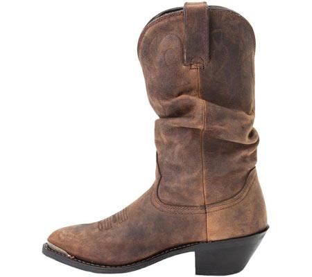 Women's Durango Boot RD542 11, Tan Distress Leather, large, image 3