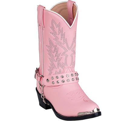 Girls' Durango Boot BT568, Pink Rhinestone, large, image 1