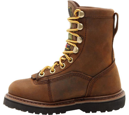 """Children's Georgia Boot G2048 6"""" Thinsulate, Mississippi Tan, large, image 3"""