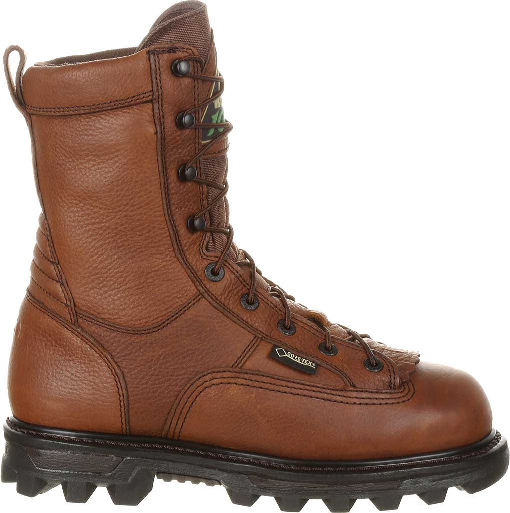"""Men's Rocky 9"""" Lace to Toe BearClaw 9234, Red/Brown Full Grain, large, image 2"""
