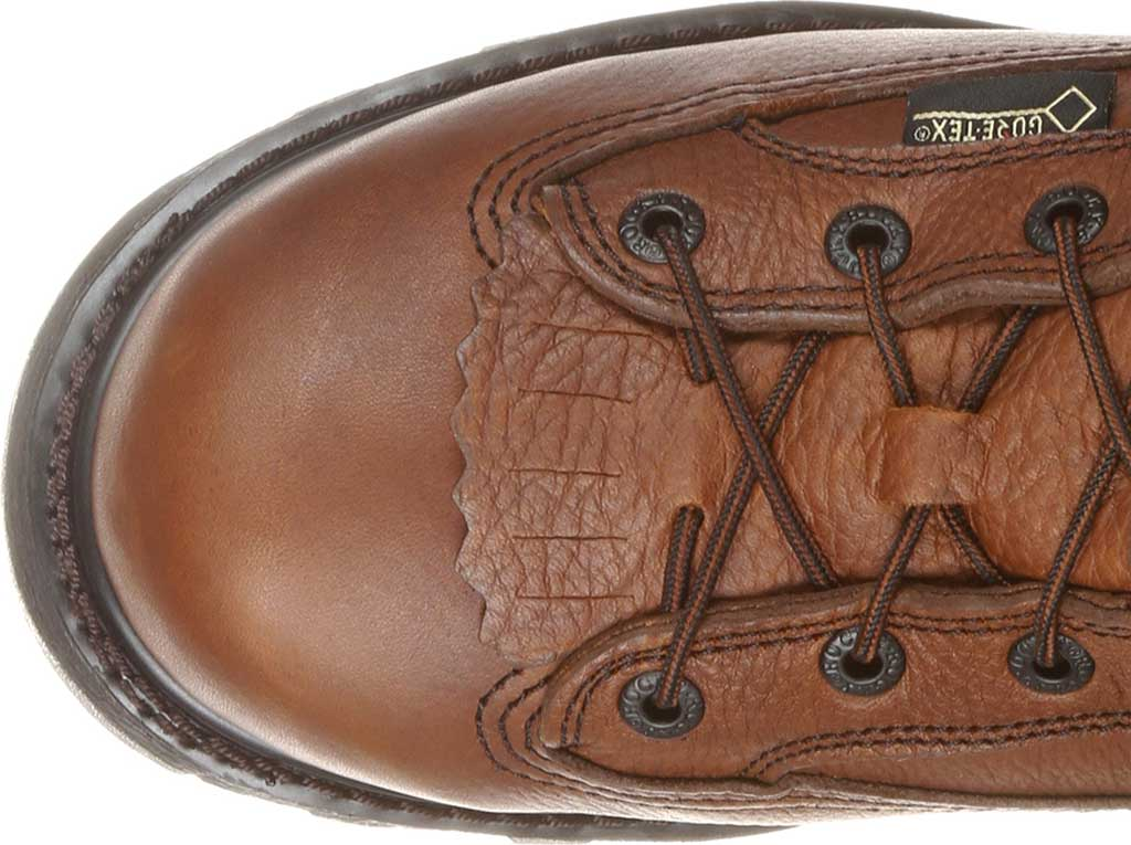 """Men's Rocky 9"""" Lace to Toe BearClaw 9234, Red/Brown Full Grain, large, image 5"""
