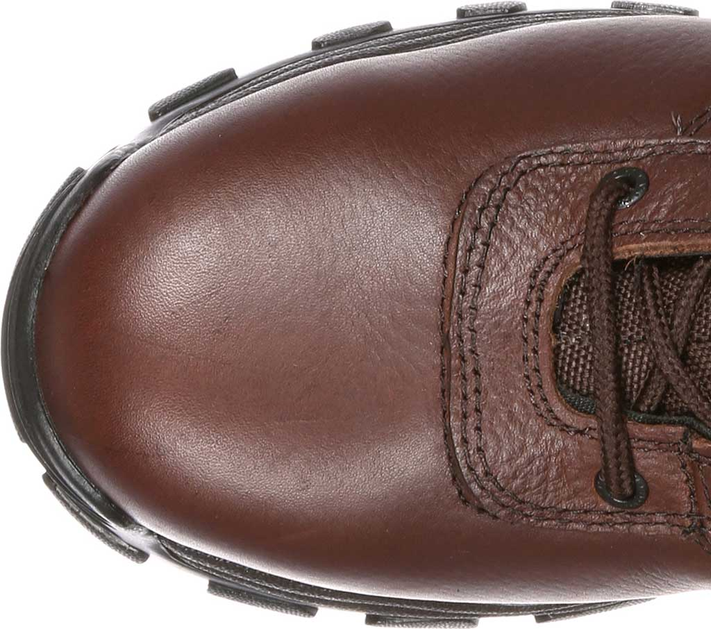 "Men's Rocky 8"" Rebels 6486 Boot, Dark Brown, large, image 6"