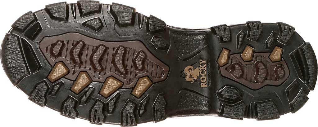 "Men's Rocky 8"" Rebels 6486 Boot, Dark Brown, large, image 7"