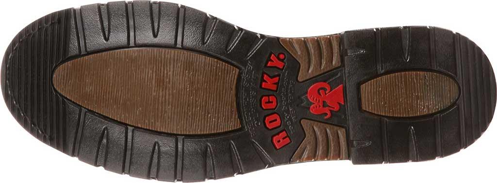 "Men's Rocky 11"" Branson Saddle Roper, Aztec Crazy/Ochre Leather, large, image 7"