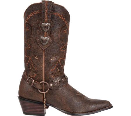 "Women's Durango Boot RD4155 Crush 11"", Dusk to Dawn, large, image 2"