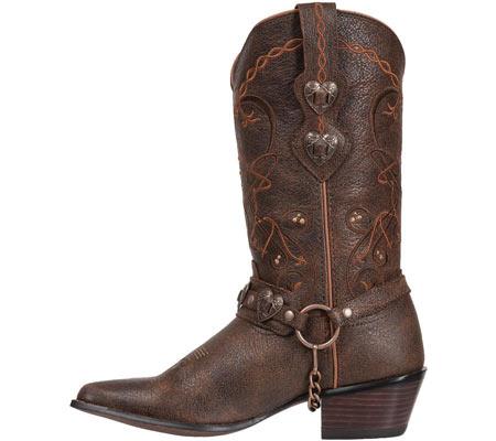 "Women's Durango Boot RD4155 Crush 11"", Dusk to Dawn, large, image 3"