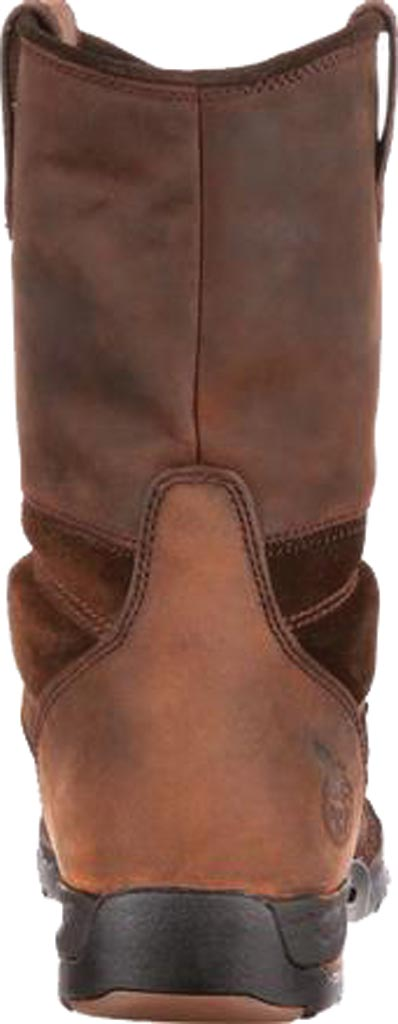 Men's Georgia Boot G4603 Athens Pull-On Steel Toe, Brown1, large, image 4