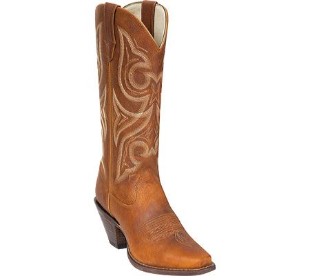 "Women's Durango Boot RD3514 13"" Tall Jealousy, Distressed Cognac, large, image 1"