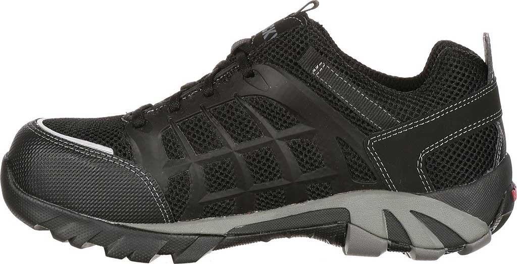 Men's Rocky TrailBlade Composite Toe 6075, Black, large, image 2