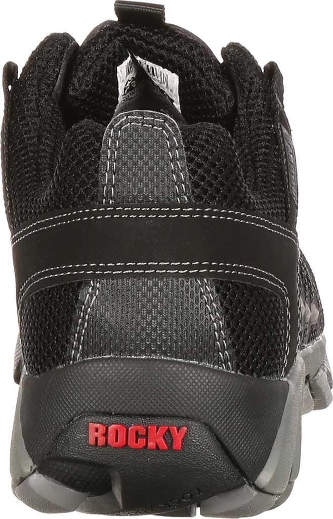Men's Rocky TrailBlade Composite Toe 6075, Black, large, image 3