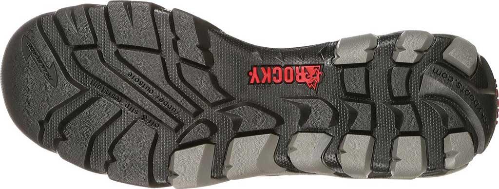 Men's Rocky TrailBlade Composite Toe 6075, Black, large, image 5