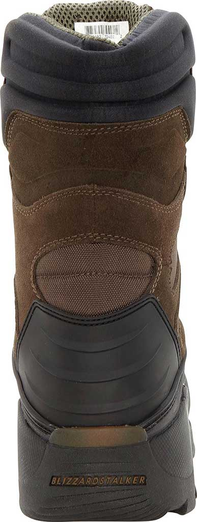 "Men's Rocky BlizzardStalker 9"" Steel Toe 7465 Boot, Brown, large, image 3"