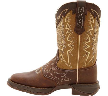 "Women's Durango Boot RD4424 10"" Lady Rebel, Nicotine/Brown, large, image 3"