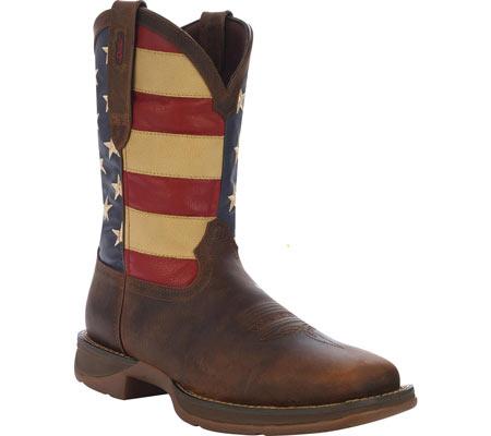 "Men's Durango Boot DB5554 12"" Rebel, Dark Brown, large, image 1"