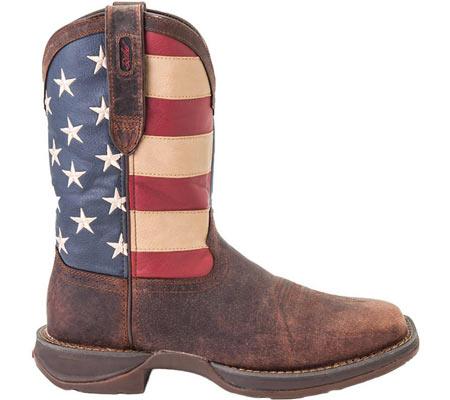"Men's Durango Boot DB5554 12"" Rebel, Dark Brown, large, image 2"