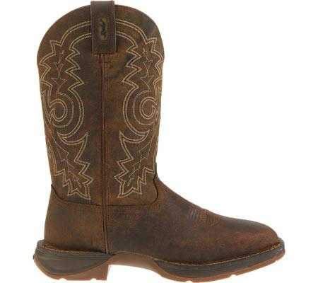 "Men's Durango Boot DB4343 12"" Rebel Boot, Brown, large, image 2"