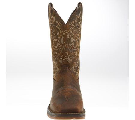 "Men's Durango Boot DB4343 12"" Rebel Boot, Brown, large, image 4"