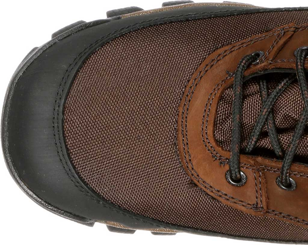 """Men's Rocky 8"""" Core Insulated Outdoor Boot WP 4753, Brown Full Grain Leather/Textile, large, image 6"""