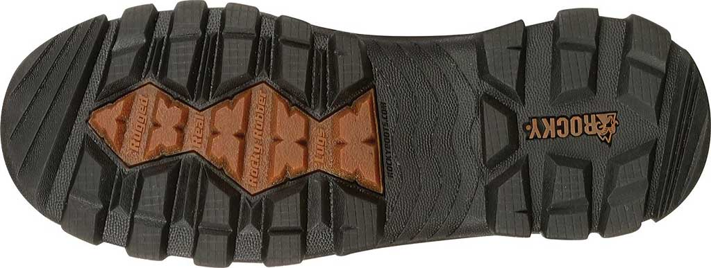 """Men's Rocky 8"""" Core Insulated Outdoor Boot WP 4755, Brown/M0 Infinity Full Grain Leather/Textile, large, image 7"""