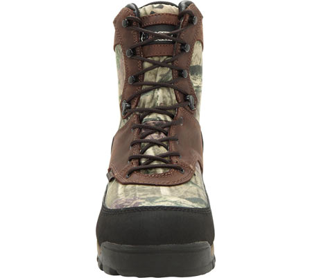 """Men's Rocky 8"""" Core Insulated Outdoor Boot WP 4755, Brown/M0 Infinity Full Grain Leather/Textile, large, image 4"""