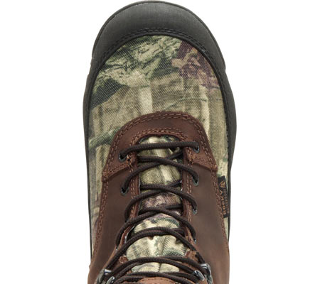 """Men's Rocky 8"""" Core Insulated Outdoor Boot WP 4755, Brown/M0 Infinity Full Grain Leather/Textile, large, image 6"""