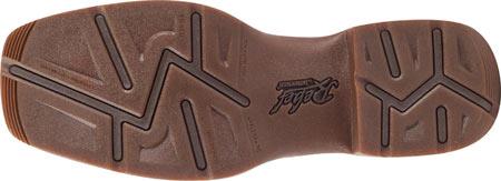 "Men's Durango Boot DB019 11"" Steel Toe WP Western Boot, Brown/Goldenrod, large, image 6"