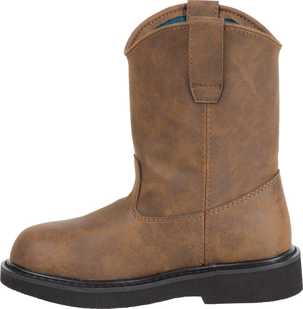 Children's Georgia Boot G099 Pull On Boot, Brown, large, image 3