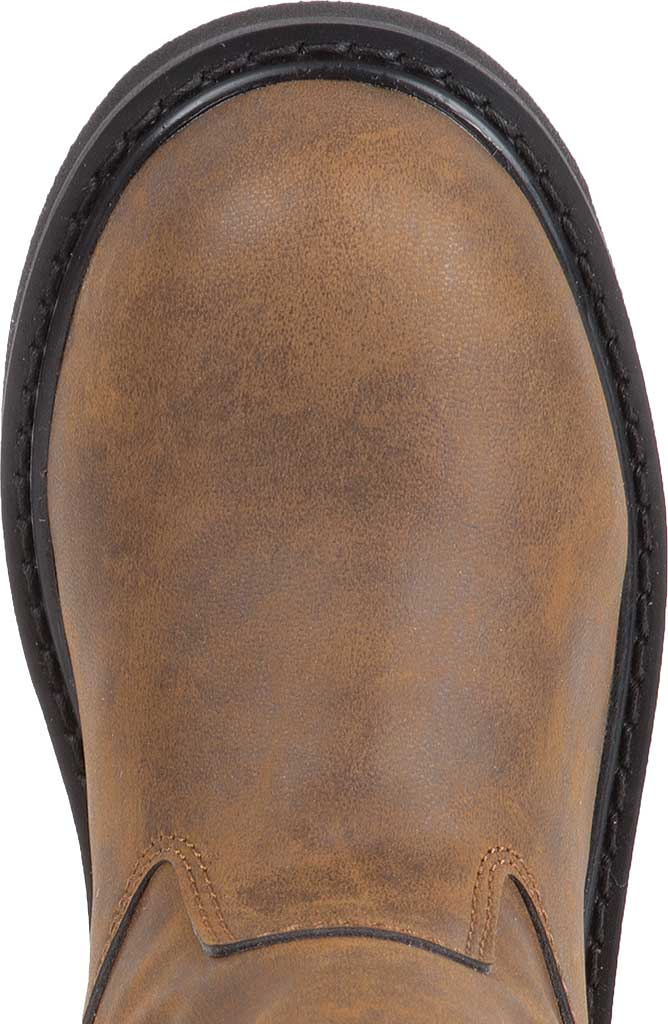 Children's Georgia Boot G099 Pull On Boot, Brown, large, image 6