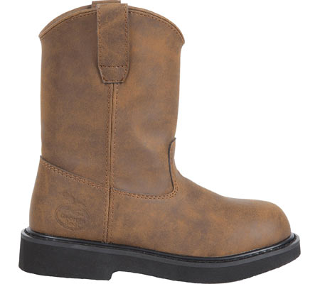 Children's Georgia Boot G099 Pull On Boot, Brown, large, image 2