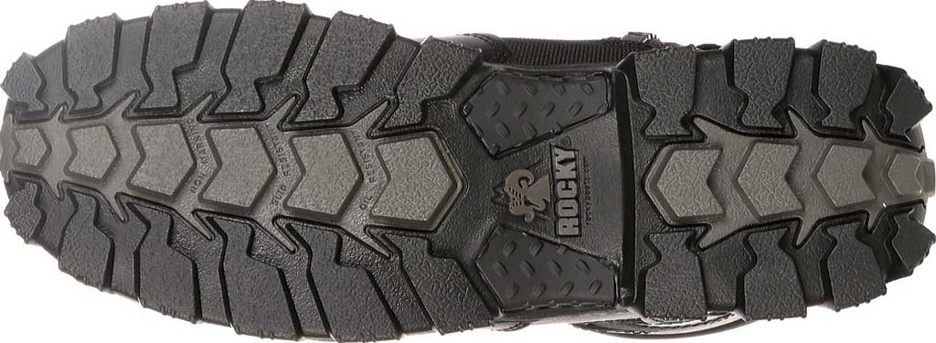 """Men's Rocky 8"""" Alpha Force 400g RKYD011, Black, large, image 6"""