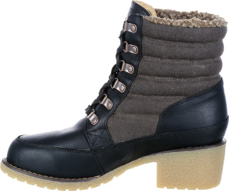 """Women's Durango Boot DRD0153 6"""" Durango Cabin Collection Boot, Black Full Grain Leather, large, image 3"""