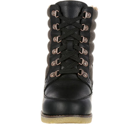 """Women's Durango Boot DRD0153 6"""" Durango Cabin Collection Boot, Black Full Grain Leather, large, image 4"""