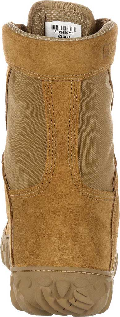 """Rocky 8"""" S2V Waterproof Insulated Military Boot, Coyote Brown Nylon/Leather, large, image 5"""