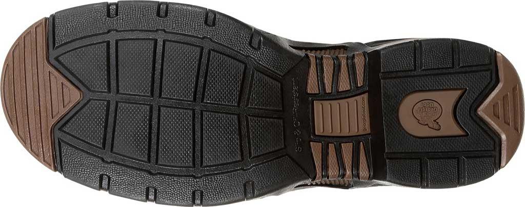 Men's Georgia Boot GB00245 Athens Waterproof Side-Zip Boot, Brown Full Grain Leather, large, image 6