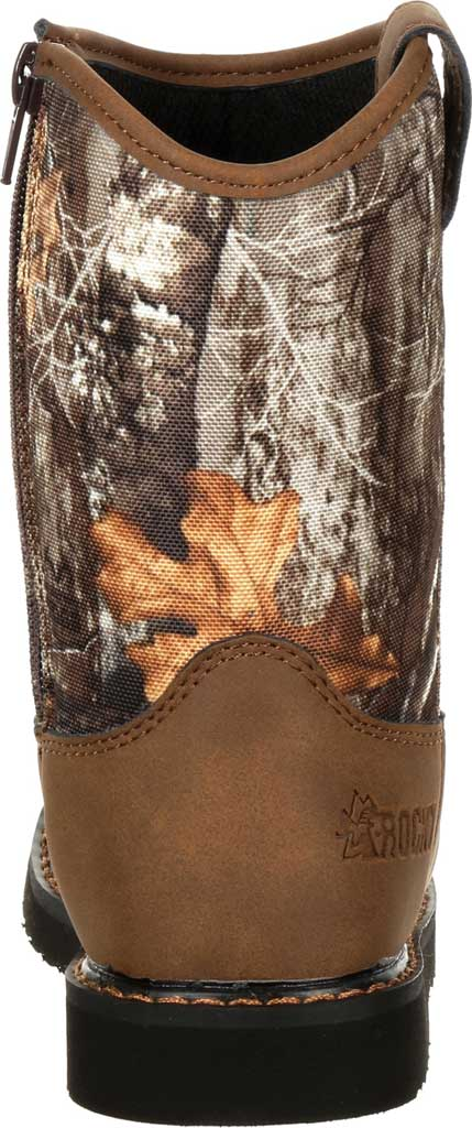 Children's Rocky Lil Ropers Outdoor Boot RKS0358Y, Camouflage Nylon, large, image 5