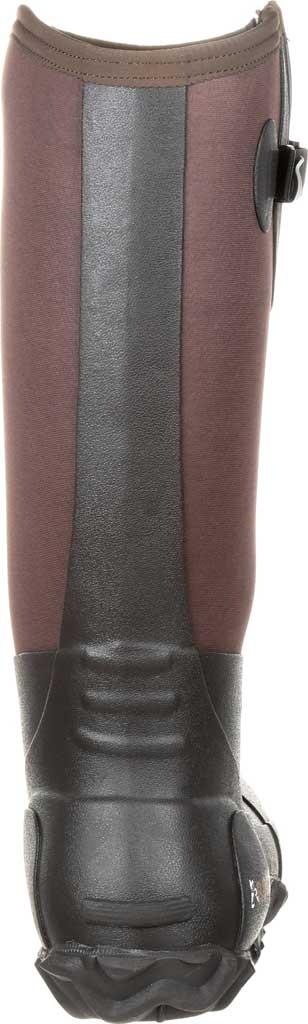 Men's Rocky Core Rubber Waterproof Outdoor Boot RKS0352, Brown Rubber/Neoprene, large, image 5