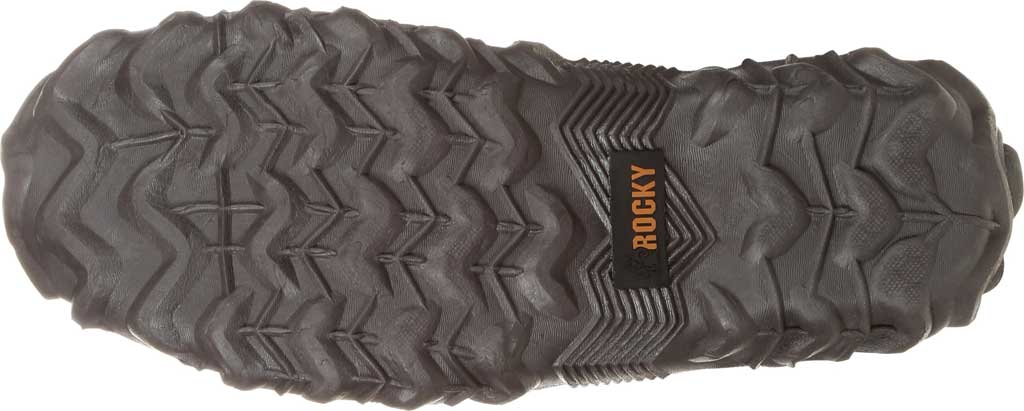 Men's Rocky Core Rubber Waterproof Outdoor Boot RKS0352, Brown Rubber/Neoprene, large, image 7