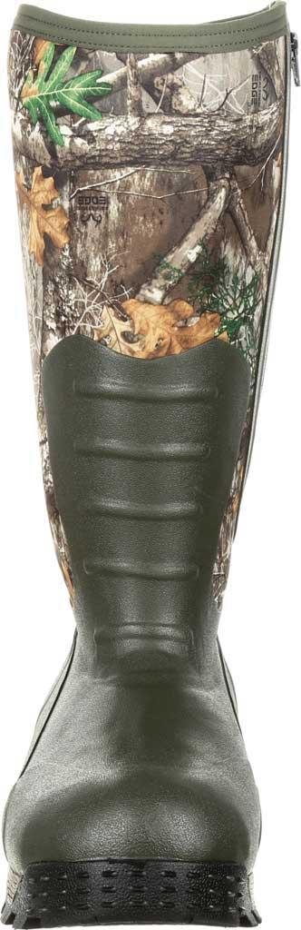 Men's Rocky Sport Pro 1200G Insulated WP Outdoor Boot RKS0382, Realtree Edge Rubber/Neoprene, large, image 4