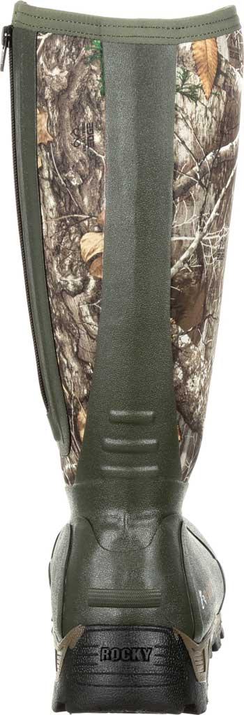 Men's Rocky Sport Pro 1200G Insulated WP Outdoor Boot RKS0382, Realtree Edge Rubber/Neoprene, large, image 5