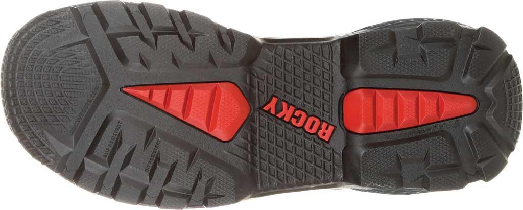 "Men's Rocky Treadflex Composite Toe WP 6"" Work Boot RKK0238"", Dark Brown Full Grain Leather/Synthetic, large, image 7"
