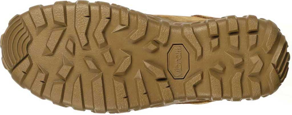 Men's Rocky S2V Tactical Military Boot RKC050, Coyote Brown Leather/Synthetic, large, image 7