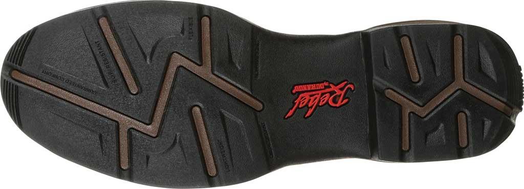 Men's Durango Boot DDB0163 Rebel Western Waterproof Boot, Coyote/Brown Full Grain Leather, large, image 7