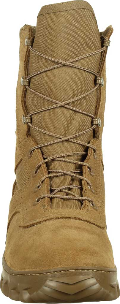 Men's Rocky S2V Enhanced Jungle Military Boot RKC071, Coyote Brown Leather/Cordura, large, image 4
