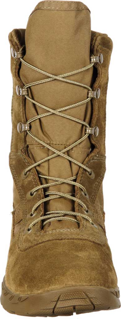 Men's Rocky C7 CXT Lightweight Commercial Military Boot RKC065, Coyote Brown Leather/Synthetic, large, image 4