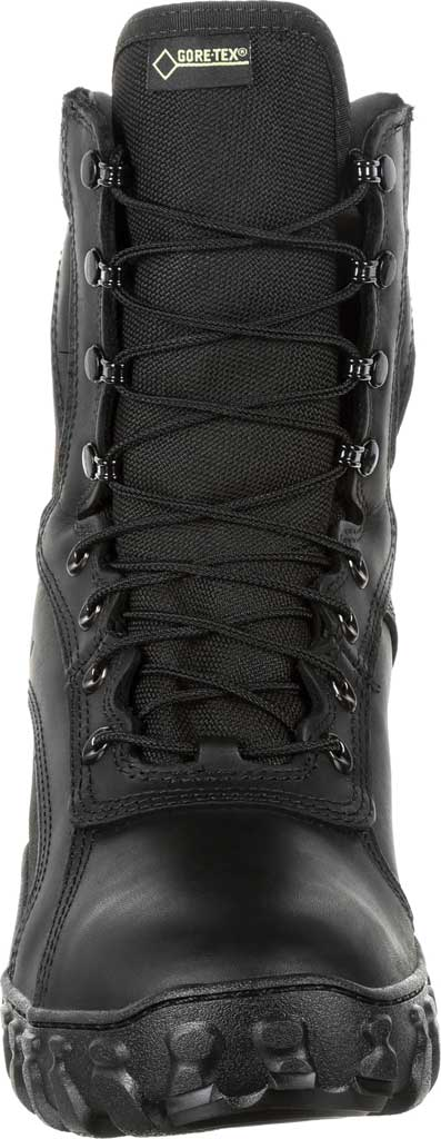 Men's Rocky S2V GTX 400G Insulated Military Boot RKC078, Black Leather/Synthetic, large, image 4
