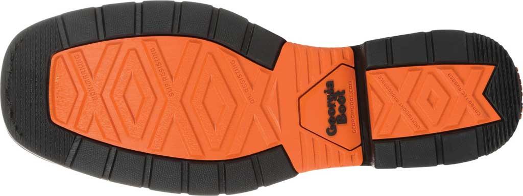 Men's Georgia Boot GB00264 Carbo-Tec LT Steel Toe Work Boot, Brown Full Grain Leather, large, image 6
