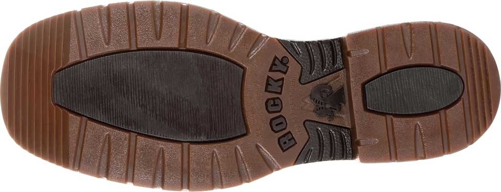"""Men's Rocky 12"""" Original Ride FLX WP Western Boot RKW0253, Brown Realtree Camo Full Grain Leather/Nylon, large, image 6"""