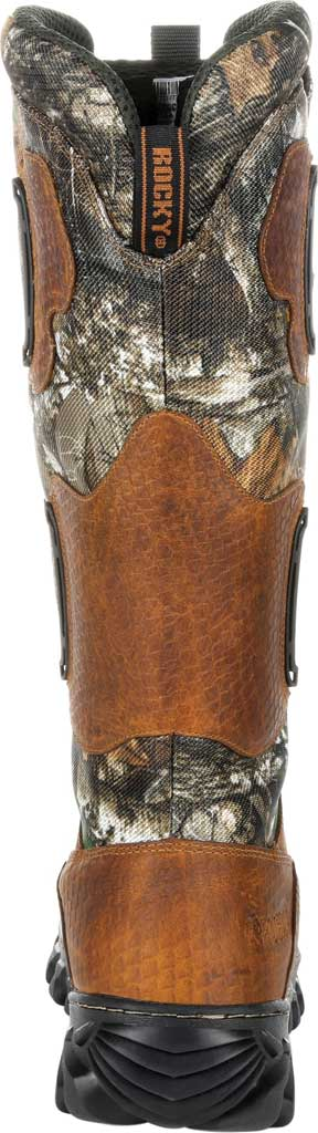 Men's Rocky King Snake BOA Fit System Snake Waterproof Boot, Realtree Edge Leather, large, image 4